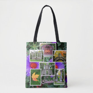 Toronto Guild Park Images Tote Bag