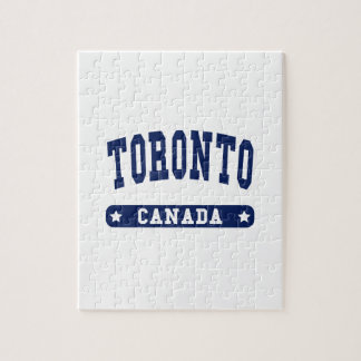 Toronto Jigsaw Puzzle