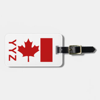 Toronto Luggage Tag (add your contact info)