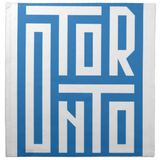 Toronto Napkin