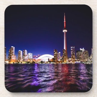 Toronto Night Skyline Coaster