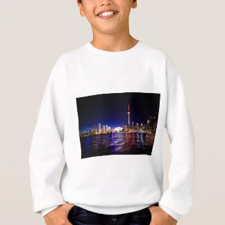 Toronto Night Skyline Sweatshirt