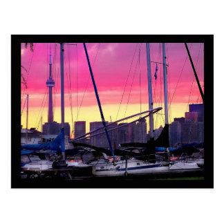 Toronto Ontario Postcard