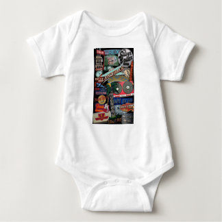Toronto Signs Baby Bodysuit