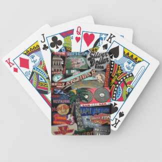 Toronto Signs Bicycle Playing Cards