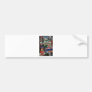 Toronto Signs Bumper Sticker