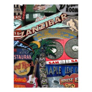 Toronto Signs Letterhead