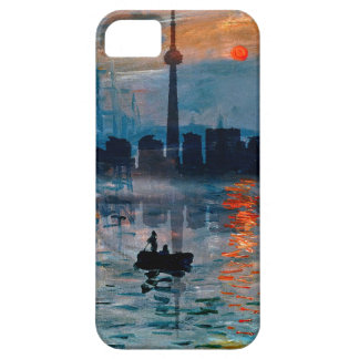 Toronto Skyline40 Case For The iPhone 5