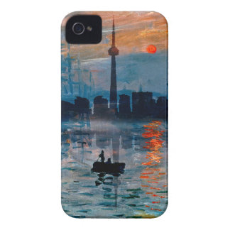Toronto Skyline40 Case-Mate iPhone 4 Cases