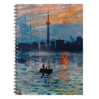 Toronto Skyline40 Notebooks