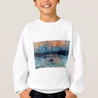Toronto Skyline40 Sweatshirt