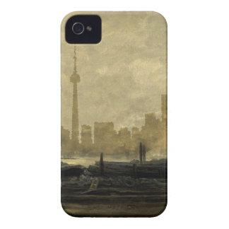 Toronto Skyline 41 iPhone 4 Case-Mate Cases