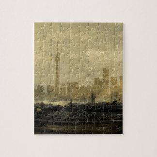 Toronto Skyline 41 Jigsaw Puzzle