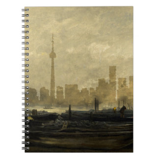Toronto Skyline 41 Notebook