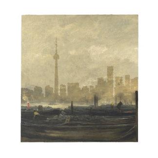 Toronto Skyline 41 Notepad