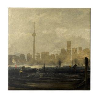 Toronto Skyline 41 Tile