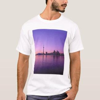 Toronto Skyline at night, Ontario, Canada T-Shirt