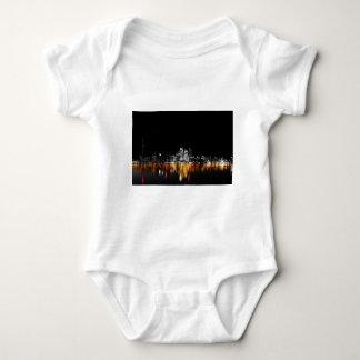 Toronto Skyline Baby Bodysuit