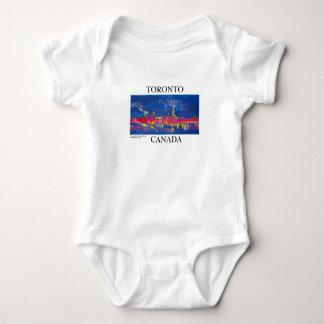 Toronto Skyline - Baby Shirt