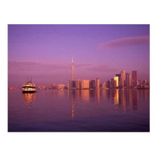 Toronto Skyline, Ontario, Canada Postcard