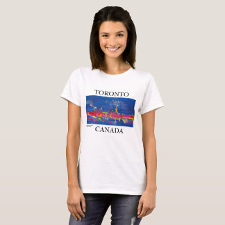 Toronto Skyline - Women's T-Shirt