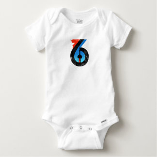 Toronto The Six Baby Onesie