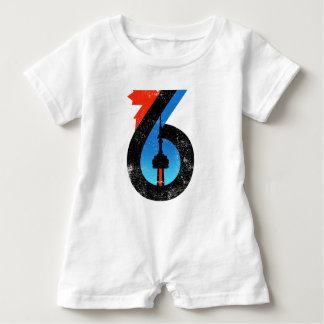 Toronto The Six Baby Romper