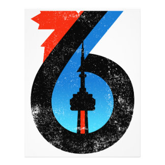 Toronto The Six Letterhead