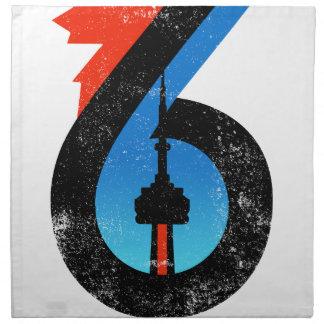 Toronto The Six Napkin