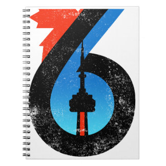 Toronto The Six Notebooks