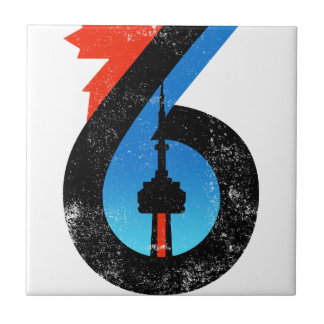Toronto The Six Tile
