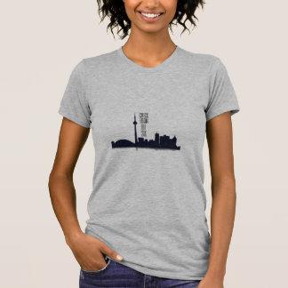 Toronto woman's T-shirt