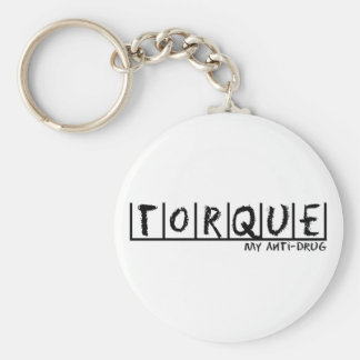 Torque Anti-Drug Keychain