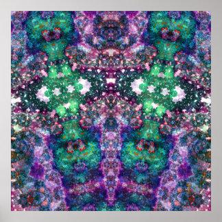 Torque of the Universe Variation 2  Art Print