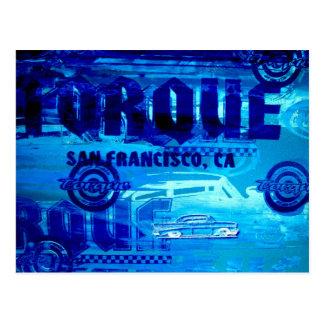TORQUE Postcard