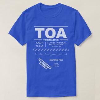 Torrance Airport - Zamperini Field TOA T-Shirt