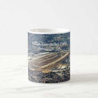 Torrance Zamparini Airport, KTOA Zamperini Fiel... Coffee Mug