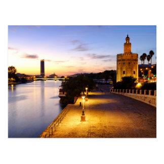 Torre del Oro Postcard