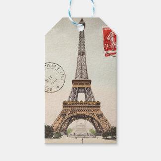 Torre Eiffel Gift Tags