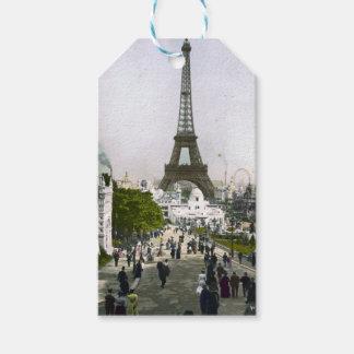 Torre Eiffel - It labels