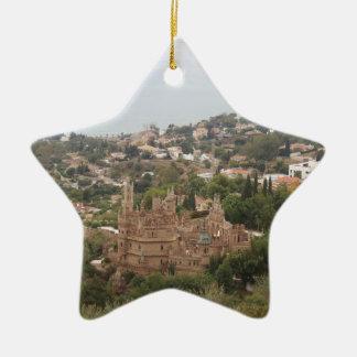 Torremolinos View Range - Spain Ceramic Star Ornament
