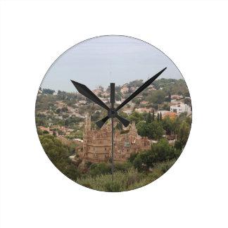 Torremolinos View Range - Spain Clocks