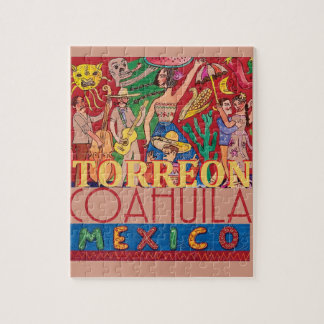 TORREON Mexico Jigsaw Puzzle