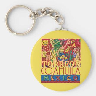TORREON Mexico Keychain