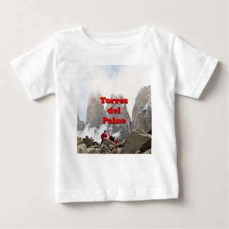 Torres del Paine: Chile Baby T-Shirt