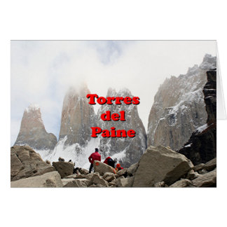 Torres del Paine: Chile Card