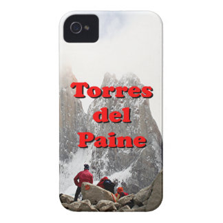 Torres del Paine: Chile iPhone 4 Cover