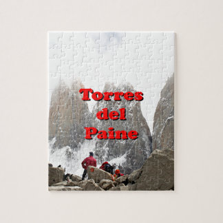 Torres del Paine: Chile Jigsaw Puzzle
