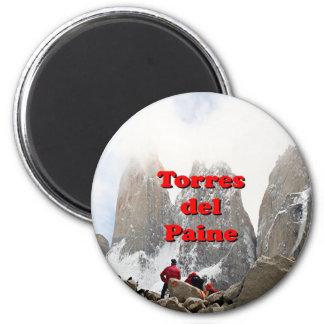 Torres del Paine: Chile Magnet