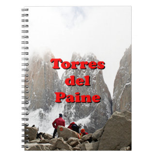 Torres del Paine: Chile Notebook